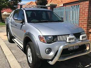 2007 Mitsubishi Triton Ute Maylands Bayswater Area Preview