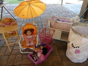 Qty Girls Toys