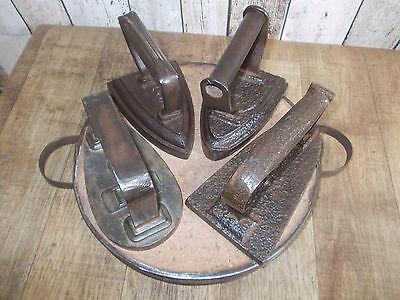 alte eingefasste Schamotbügeleisenplatte mit Bügeleisen,Hitzeplatte,Bügeleisen