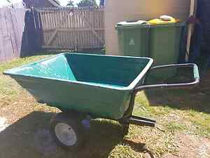 Ride on Mower Trailer Wheel Barrow Kallangur Pine Rivers Area Preview