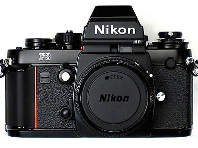 *** NEW *** NEVER USED *** Nikon F3HP 35mm SLR Professional Camera S/N 196XXXX
