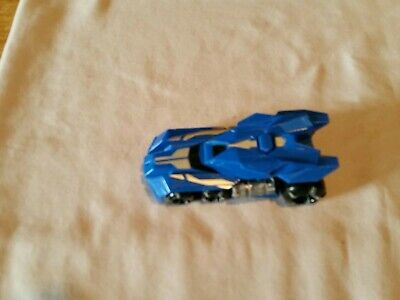 Hot Wheels Battle Force 5 Buster Tank 4in vehicle with pop out weapons. Used