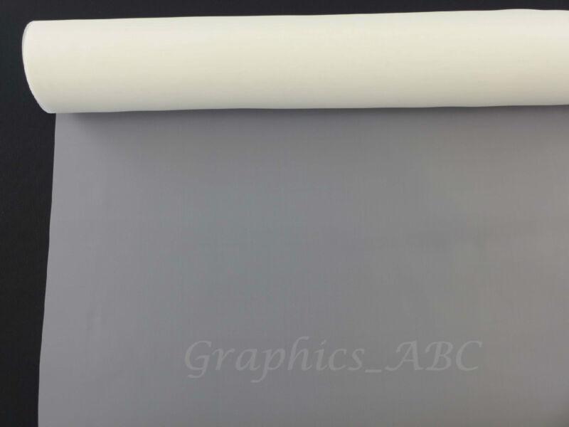 "1 Yard -  Silk Screen Printing Mesh Fabric 110 White 43T / 110 - 80W PW -  36"" L"