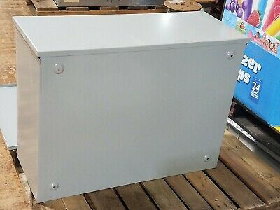 Hoffman A243212ctdp Steel Electrical Transformer Enclosure 24x32x12 Can Ship