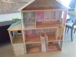 Kidkraft Majestic Mansion Dollhouse Toys Indoor Gumtree