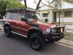 Toyota landcruiser 80 Seires turbo diesel Roselands Canterbury Area Preview