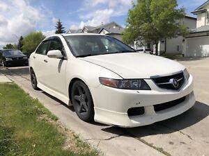 2004 Acura TSX 6mt *OBO