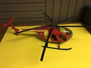 Vintage 1980s A-Team Helicopter