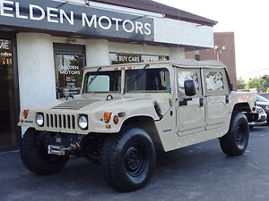 1995-AM-GENERAL-HUMMER-H1-ONLY-20-xxx-MILES