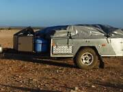 Custom built camper trailer Chittering Chittering Area Preview