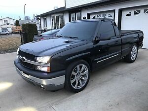 2005 Chevy 1500 Lowered