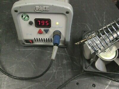 Temperature Control Programmable Soldering Station Tested 80 Watt Pace St 50