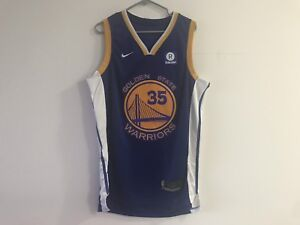 NBA Men's warriors #35 Durant  Game Jersey free shipping