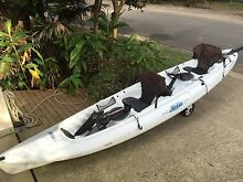 Hobie Mirage Tandem Peddle Kayak Balgowlah Heights Manly Area Preview