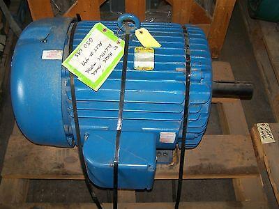 Baldor M4307 40hp 1760 Rpm 208-230460 Volts Electric Motor