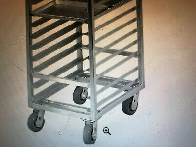 New Speed Rack Top Of The Line Steel Reinforcedswivel Caster Wheels Much More