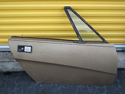 Triumph TR-7/TR-8 Factory Original Front Right Door/Convertible.