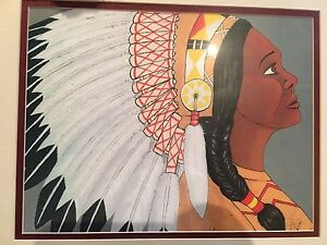 Native American Picture