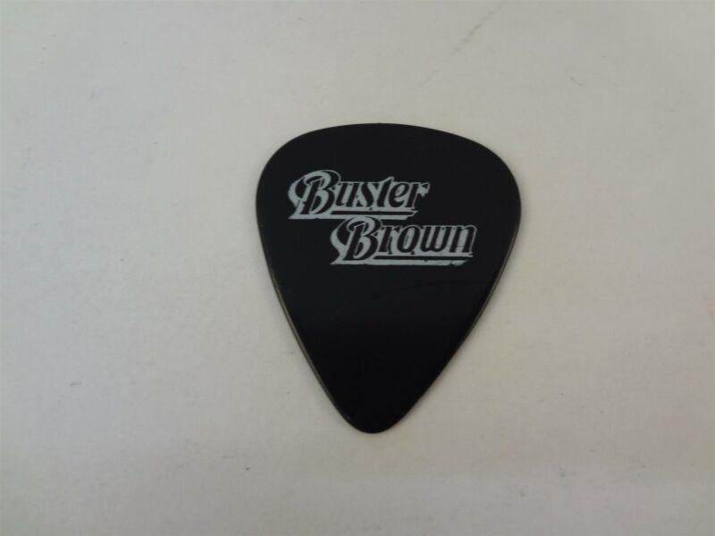 Buster Brown Black Guitar Pick Plectrum