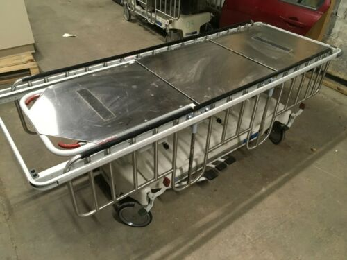 STERIS HAUSTED YOUTH CARE  Stretcher Wheeled Medical Gurney Hospital Bed