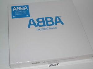 8 LP-BOX: ABBA – The Studio Albums, Limited Edition, NEU & OVP (A6/6)
