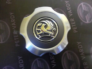 13153235 Genuine Vauxhall Astra/ Vectra Alloy Wheel Centre Caps x4 Brand New