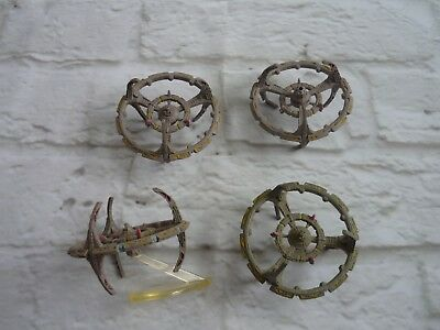Deep space nine DS9 space station Micro MACHINES BUNDLE JOB LOT OF 4 models