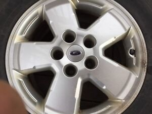 Ford Escape 16 inch rims & Michelin Ice X - Get ahead of winter