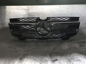 2007-2011 MERCEDES GL FRONT GRILL