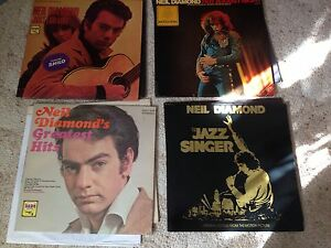 Neil Diamond Collection Vinyl