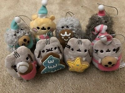 Pusheen Series 8 Christmas Sweets Full Set Of 8 With Rare Christmas Tree ()