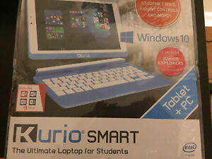 KURIO SMART kids laptop/tablet