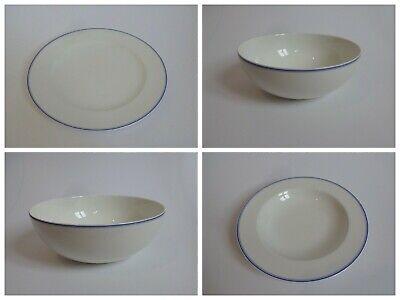 Villeroy & Boch Tipo Blue Suppenteller 23 cm Speiesteller 26 cm Schüssel 25 cm online kaufen