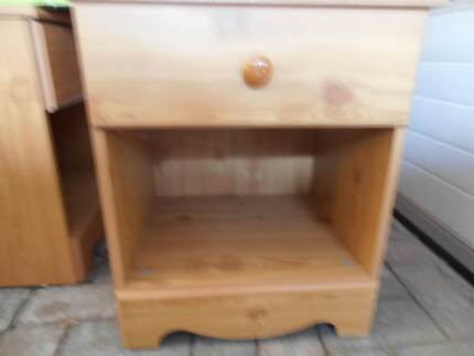 Draws - Bedside Cabinets