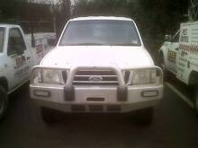 2005 Ford Courier Ute Spotswood Hobsons Bay Area Preview