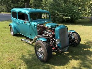 1933 Chevy Hot Rod