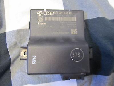 12 2012 AUDI A4 S4 A5 S4 Q5 GATEWAY / DATA BUS CONTROL MODULE 8T0907468AH