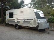 2013 CRUSADER X-COUNTRY OFF ROAD CARAVAN Katoomba Blue Mountains Preview