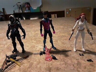 Marvel legends Black Widow Deadly Origin Lot