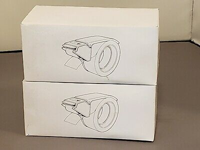 2 X Ybico Handheld Tape Cutter Dispenser Gun 2 For Packing Tape Carton Sealer