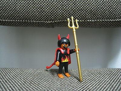 4561 - Niño con Disfraz de Demonio - Halloween - (COMPLETO) (Disfraz De Demonio Halloween)