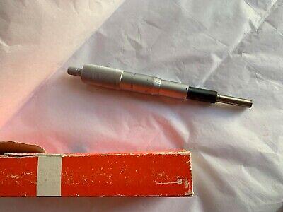Mitutoyo 151-272 Mhh 1-2 Micrometer Head