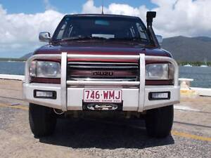 Holden Jackaroo Nullabor 4x4 7 Seater Wagon.