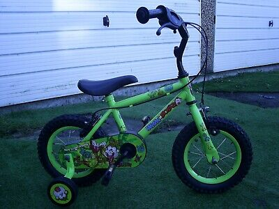 CHILDS HALFORDS MONKEY BIKE SUPER CLEAN CONDITION  SUIT 3 - 5 YEARS