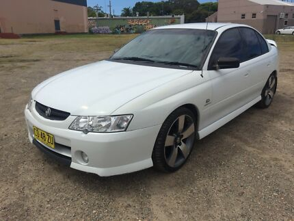 2003 Holden Commodore VY S Pack Supercharged
