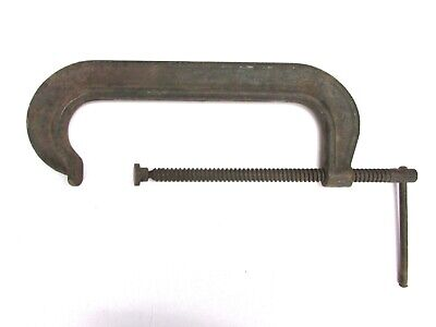 WILTON 812 C-Clamp DROP FORGED STEEL MADE IN USA, 12 3/4
