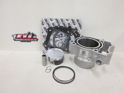 YAMAHA YZ 450 F PISTON, CYLINDER, GASKETS TOP END REBUILD 2006 - 2009