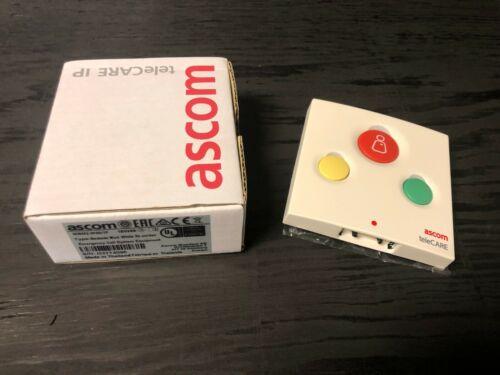 ASCOM BEDSIDE MODULE WHITE 3B SOCKET EMERGENCY CALL SYSTEM TELECARE IP NIBM2-W3S
