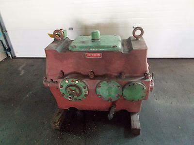 Lufkin Industries Deh2225cbn-811 11.291 300 Hp 1150 Rpm Rock Crusher Gearbox