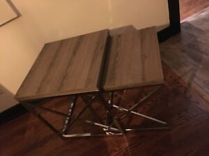 All 3!!! Beautiful matching coffee table and side tables